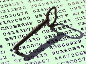 encryption decryption key code