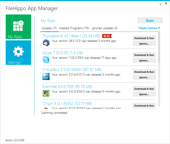filehippoappmanager
