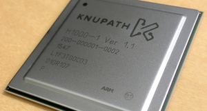 knupath knuedge neural computing processor chip