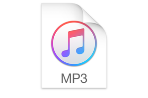 mp3 mac icon