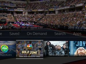home screen