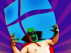 wrestler windows 10 luchador