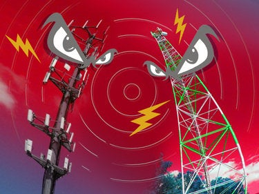 Data center startup offers compute colo at cell towers