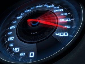 speedomter fast speed