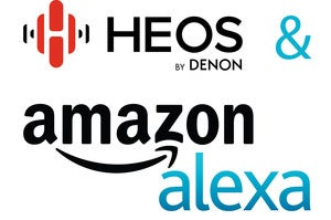 Amazon Alexa is coming to Denon's Heos wireless audio platform in 2017.