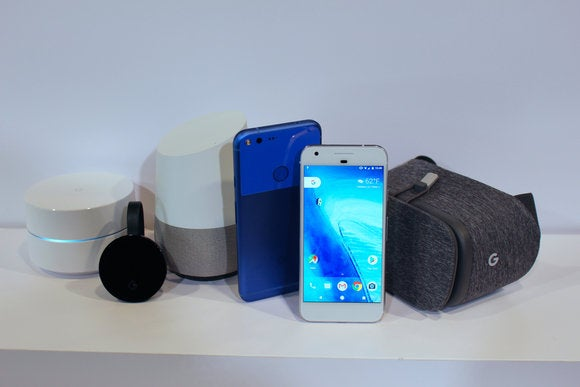 google wifi chromecast ultra home pixel phones daydream vr