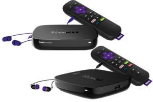 Roku Premiere+ and Roku Ultra