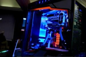 gigabyte custom pc builds ces 2017