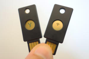 How to protect your Google and Facebook accounts with a security key