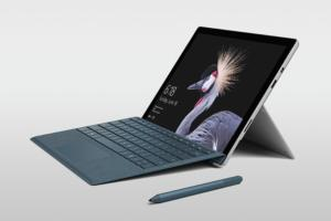 Microsoft surface pro 2017 large