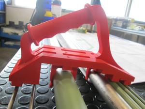 3D-printed plastic tool