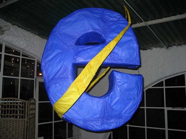 Piñata de Internet Explorer