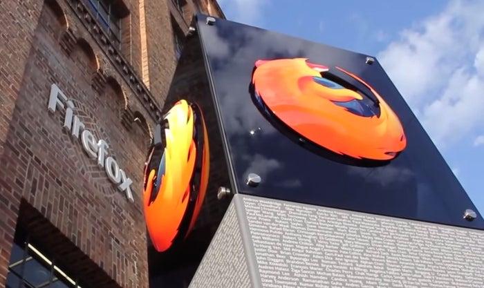Firefox, Mozilla